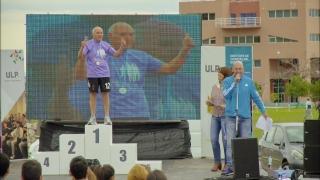 Pascual Rodríguez, el abuelo maratonista  de 81 años que se animó al desafío running