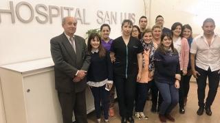 El Hospital San Luis superó exitosamente la auditoría internacional de certificación de calidad ISO 9001:2015