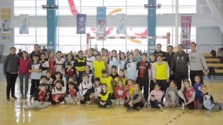 Se desarrolló el primer encuentro de handball formativo