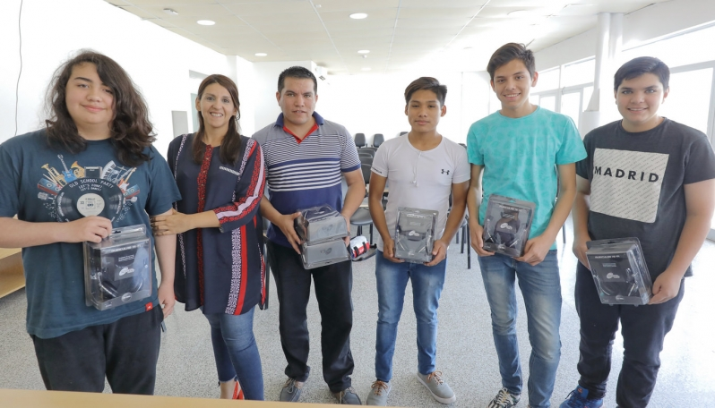 Destacada participación de alumnos de la EPD Albert Einstein en la Feria de Ciencias Nacional