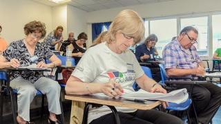 Se dieron a conocer los ganadores de las Olimpíadas del Conocimiento para jubilados