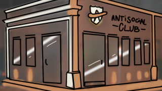 El Bar Antisocial