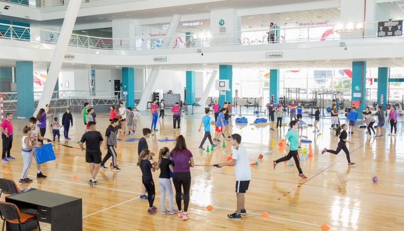 Las escuelas de verano del campus realizaron actividades de entrenamiento cognitivo