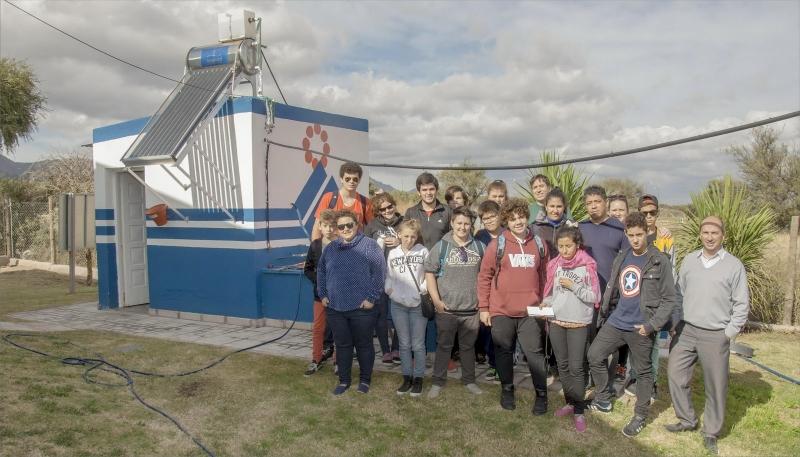De La Pampa a San Luis para vivir la ciencia en primera persona