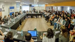 Comenzó el seminario sobre economía mundial y argentina en la ULP