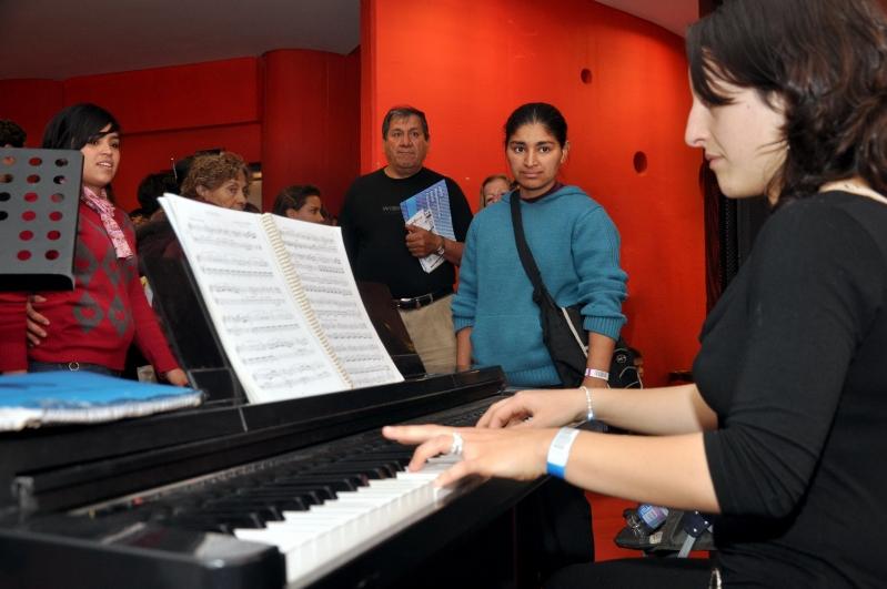 Más de 120 artistas puntanos buscan  profesionalizarse en el CEMAP de la ULP
