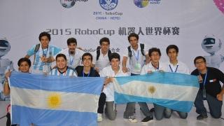 Por segunda vez, San Luis volvió a conseguir el 4º puesto en la RoboCup