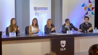 Las voces del mundo se dieron cita en  la ULP para debatir la agenda internacional