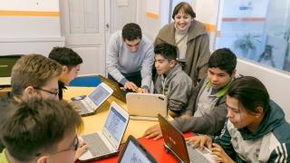 El ajedrez digital llega a las escuelas puntanas