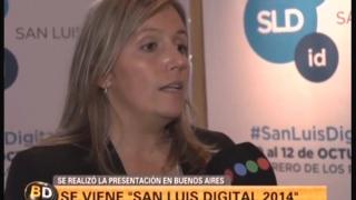 San Luis Digital 2014 fue noticia en Baires Directo