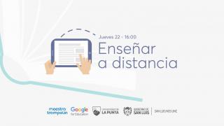 Enseñar a distancia: este jueves darán una capacitación gratuita para docentes