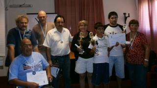 Ajedrecistas ciegos de la ULP mostrarán su mejor juego en Formosa