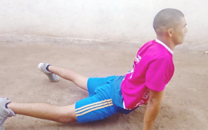 Willy Oyola es seguido de cerca con entrenamientos de la Selección Argentina de Lucha