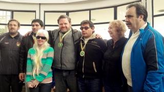 Los ajedrecistas puntanos sumaron importantes  puntos en la 2° fecha del Gran Prix ACUA