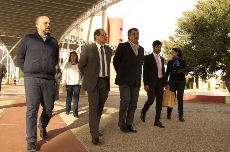 El embajador de Cuba conoció la ULP