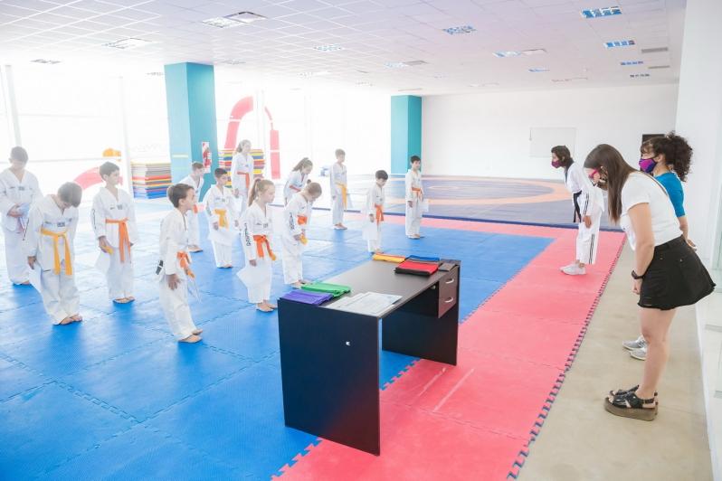 El taekwondo cerró el año con nuevas motivaciones