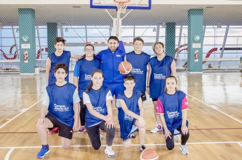 Crecen los equipos de básquet 3x3 del Campus