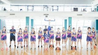Sueño concretado: el Campus ULP sumó el básquet femenino