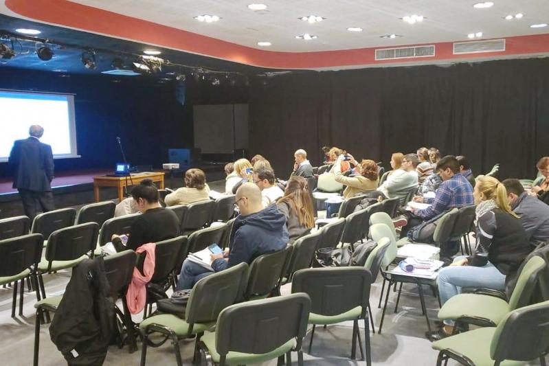 Se realizó el sexto encuentro del Plan Anual de Capacitaciones para agentes de la administración pública