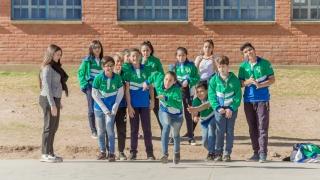 Se completaron las evaluaciones deportivas en todas las escuelas de La Punta