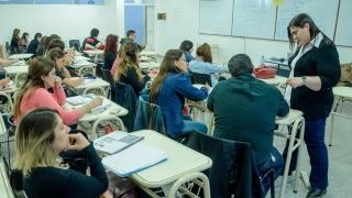 La ULP ofrecerá un curso de inglés a los docentes de La Punta