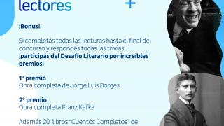 Meta Lectores pone en marcha un nuevo concurso para los fanáticos de los libros