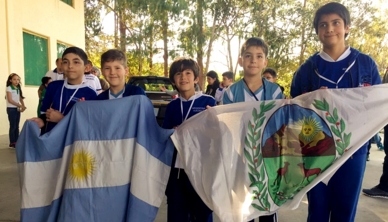 Los jóvenes ajedrecistas de la ULP ya disputan el Mundial de Brasil