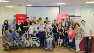 Inclusión, compañerismo e integración en la final del Grand Prix ACUA