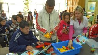 Nuevos kits, nuevos desafíos para la educación especial