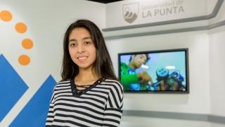 Ana Paula Sosa, la primera mujer puntana que participará en la RoboCup