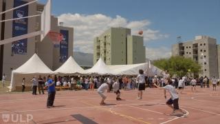El deporte se vive en el campus de la ULP