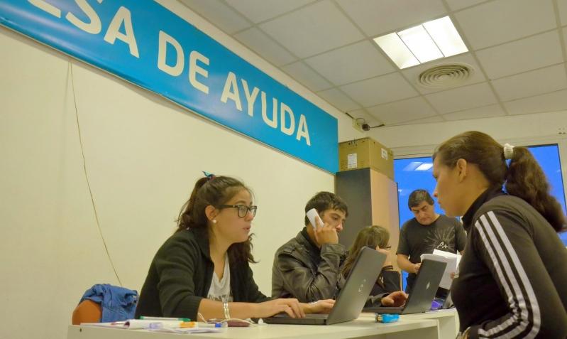 Oficina de Informes para docentes y alumnos del PIE