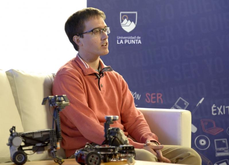 Un aporte federal a la era de la robótica