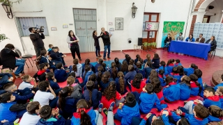 Contextos de la ULP llegó al Concejo Deliberante de la ciudad de San Luis
