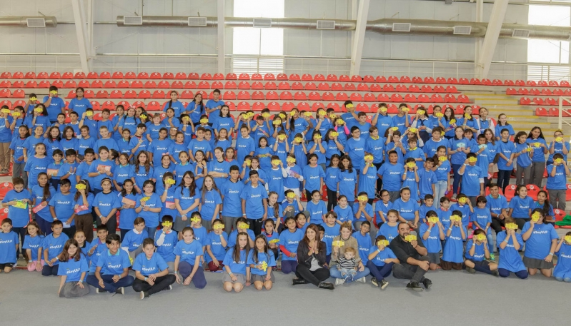 Casi 370 Embajadores ULP recibieron su Foldscope en La Pedrera