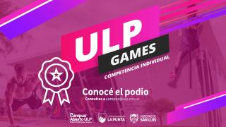 """""""ULP Games"""" coronó a los mejores"""