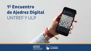 Maratón de Ajedrez entre la ULP y la UNTREF