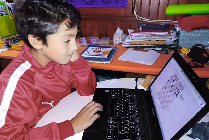 """El Torneo """"Día del Estudiante"""" reunió online a alumnos de toda la provincia"""