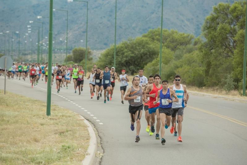 """Los 5K de la """"Maratón de la ULP"""" fueron un éxito"""