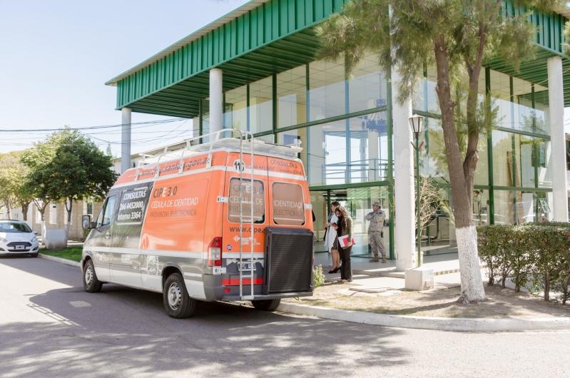 El CIPE Móvil llegó al Servicio Penitenciario Provincial San Luis
