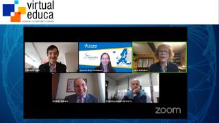 San Luis estuvo presente en el Virtual Educa 2020