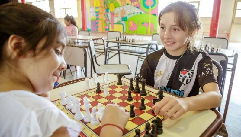El ajedrez llega a todos los rincones de la provincia