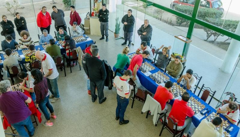 Los internos del Servicio Penitenciario participaron  del 5° Torneo Integrador de Ajedrez de la ULP