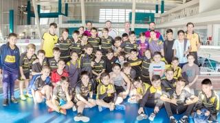 Deportistas infantiles de Jorge Newbery de Villa Mercedes fueron evaluados en el Campus