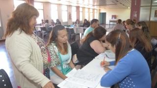 Retiro de tarjetas de débito para alumnos del PIE