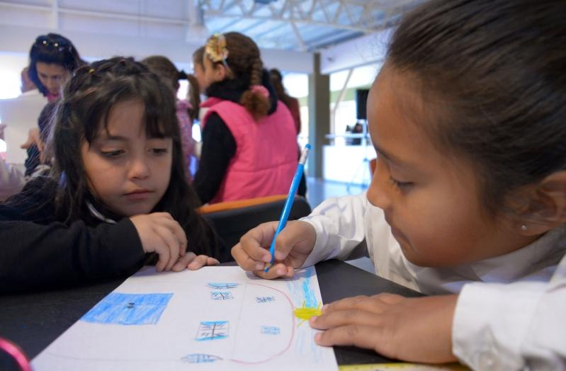 Inglés, francés y chino, las tres propuestas del Instituto de Idiomas para los chicos