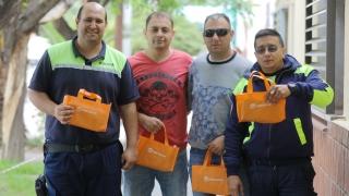 3095 policías recibieron su tableta