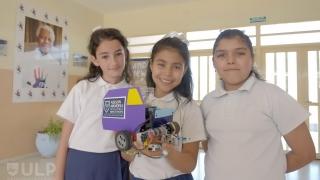 La Escuela Nelson Mandela tendrá sus representantes en la Roboliga 2014