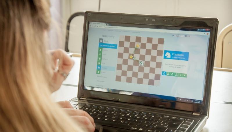 El Programa Ajedrez suma ChessKid como herramienta de aprendizaje
