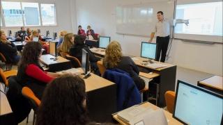 Directores de diferentes centros educativos se capacitaron en la ULP